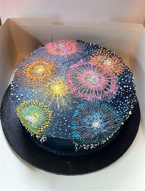 25 best ideas about fireworks cake on picture