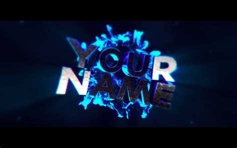 Free Intro Templates by Free Text Smash Intro Template 46 Cinema 4d After
