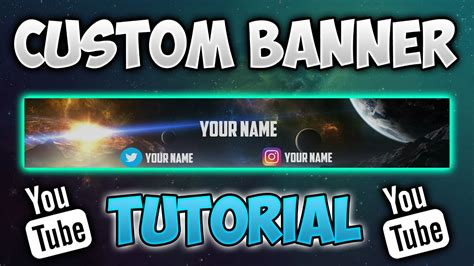 tutorial photoshop yt how to make a youtube banner without photoshop pixlr