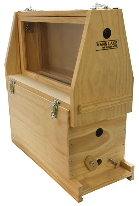 observation hive woodworking plans observation hive bee hive kits mann lake ltd