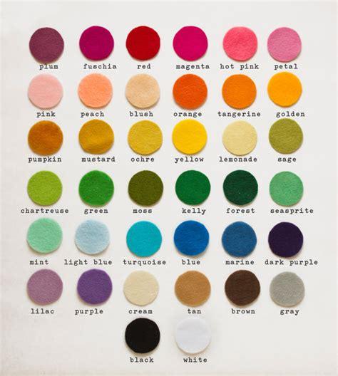 subtle colors ordered by color a subtle revelry