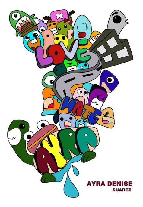 doodle name edit doodle name by adenisesuarez on deviantart