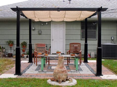 budget patio ideas this patio set up highlights