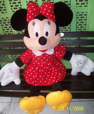 Boneka Kucing Mini Lucu boneka boneka lucu mini mouse jumbo