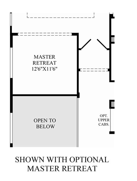 Master Retreat Floor Plans Schaefer Ranch By Toll Brothers The Tiburon Home Design