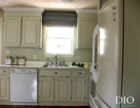 How To Makeover Kitchen Cabinets Diy Kitchen Cabinets Less Than 250 Dio Home Improvements