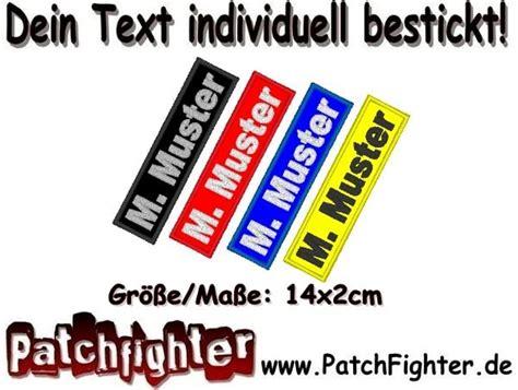 Patch Aufnäher Selber Machen patchfighter de aufn 228 her b 252 gelbilder textildruck shop