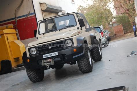 modified gypsy 5 tastefully modified maruti suzuki gypsy suvs