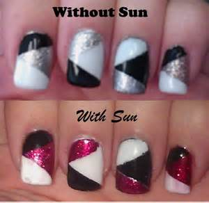 how to make color changing nail changing color nail diy nail