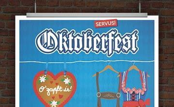 Kostenlose Vorlage Einladung Oktoberfest drucke selbst kostenlose oktoberfest einladung zum selbstausdrucken
