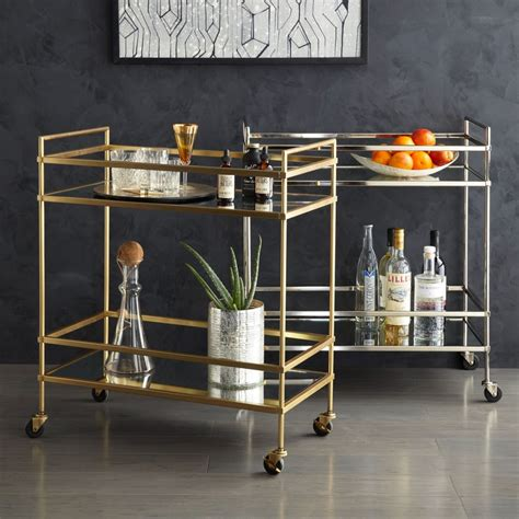 bar carts terrace bar cart west elm australia