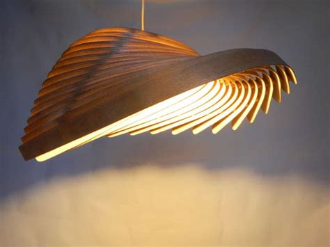 wooden light nature inspires us all wooden ls by charlie whinney