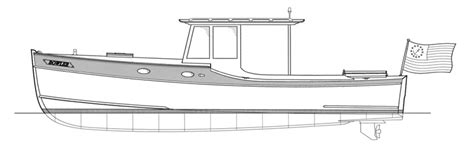wooden boat launch plans power outboard boats woodenboat magazine