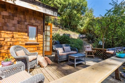 airbnb berkeley 750 sq ft cabin cottage in berkeley ca