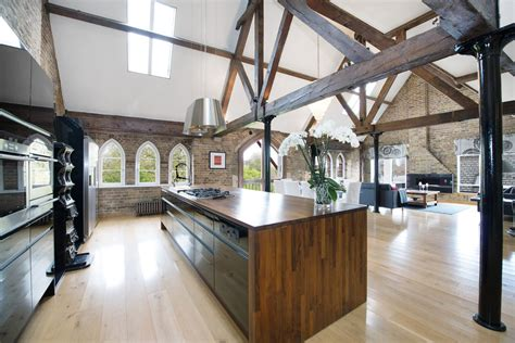 1 Bedroom Apartment In Brooklyn 5 wapping warehouse conversions