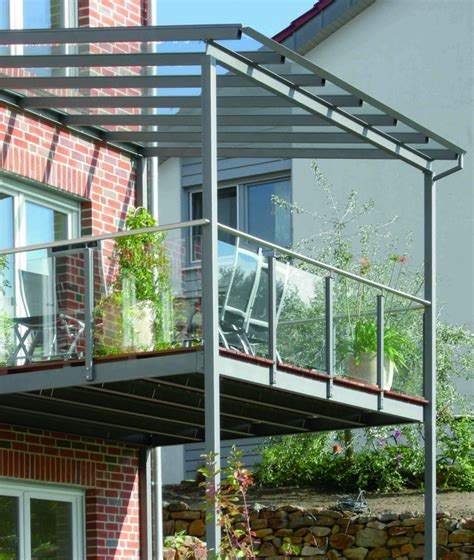 gel nderh he balkon balkone aus stahl balkone gel nder heidacker edelstahlm