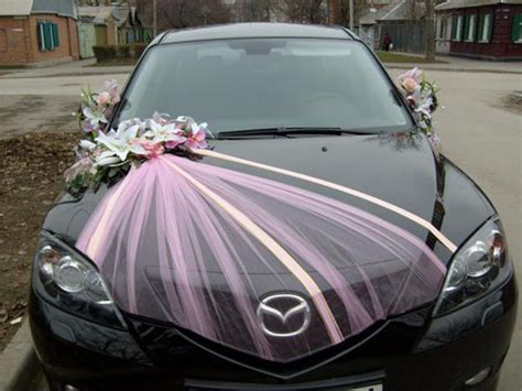 decorations for car wedding car decoration ideas in pakistan pictures