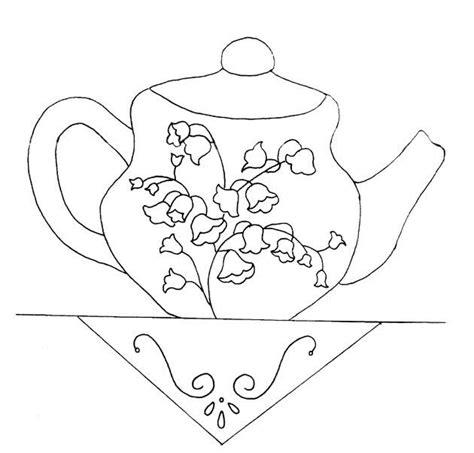imagenes de pacchwork para imprimir las chorradikas de laury teteras para bordar o apliques