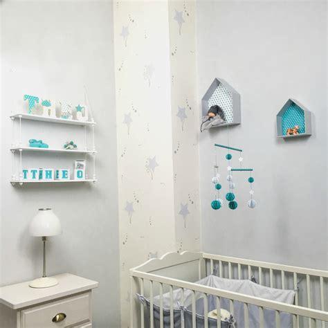 chambre enfant turquoise d 233 co chambre d enfant collection vert turquoise