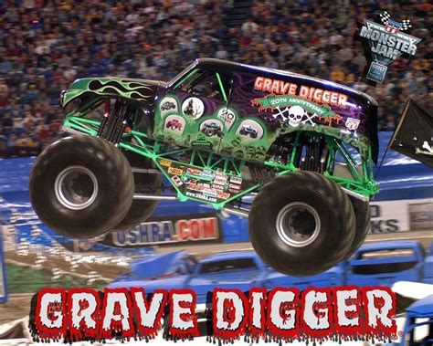 grave digger truck images grave digger truck logo imgkid com the