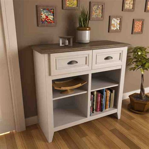 entryway table with storage foyer table with storage portland solid wood 4 storage