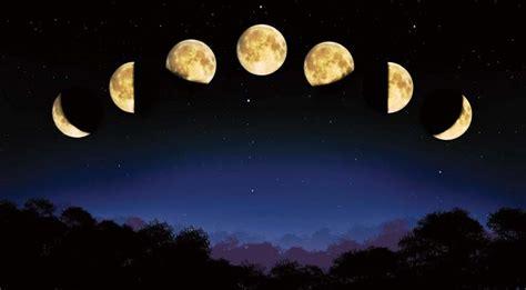 L Calendario Lunare Calendario Lunare Per La Bellezza Di Capelli E Pelle