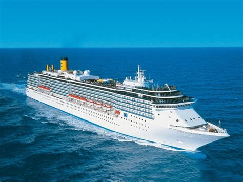 costa mediterranea photos vid 233 o et croisi 232 res du navire