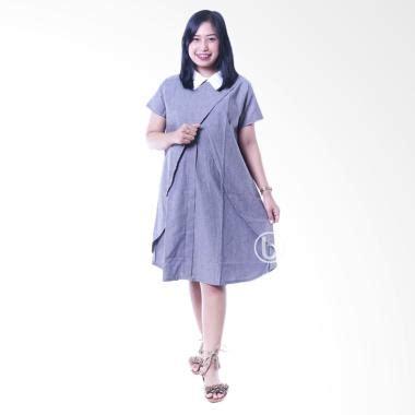 Dsjt1170920129131 Dress Biru Putih Hitam Termurah butik blibli