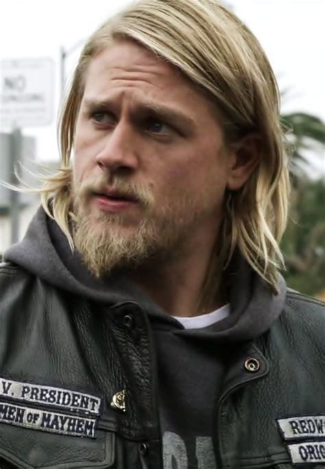 jax teller s hair 887 best images about jax teller soa on pinterest