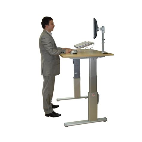 Sit Standing Desk Back2 Sit Stand Desk