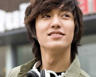 hot asiana bio artis aktor korea biodata dan profil artis korea lee min ho foto biodata