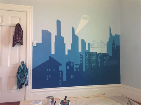 gotham city wall mural 17 best images about projects to try on room toddler gymnastics and