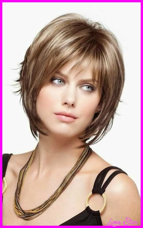 hairstyles short haircuts bob cute short layered bob haircuts livesstar com