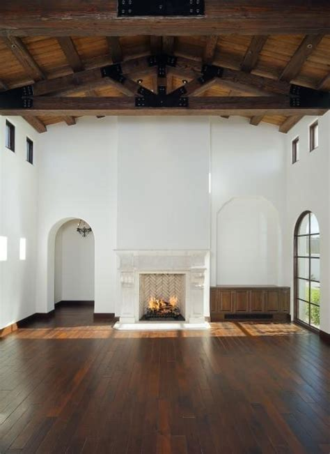 Floors And Ceilings by 1000 Ideas About Herringbone Fireplace On