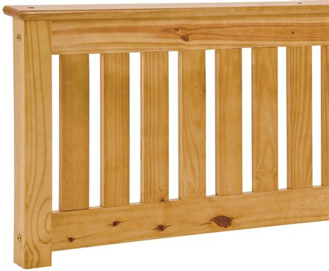 Pine Headboards by Soria Pine Wooden Headboard
