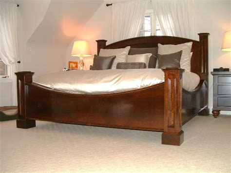 kings size bed baron bed king size traditional bedroom newark