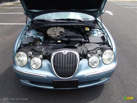 Jaguar V6 Engine by 2003 Jaguar S Type 3 0 3 0 Liter Dohc 32 Valve V6 Engine