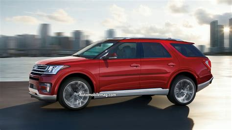 New Ford Expedition Redesign 2018 by 2018 Ford Expedition Redesign Go4carz