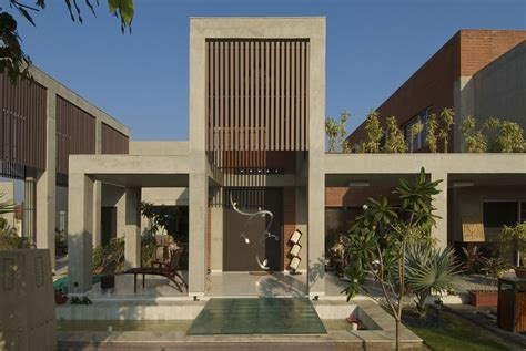 Beautiful Houses by Gallery Of The Brick House Hiren Patel Architects 2