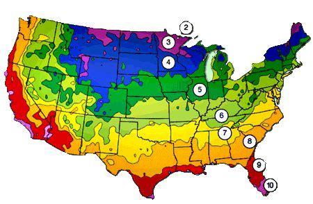 zone 2 gardening zones for planting in the usa garden ideas