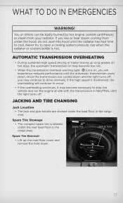 jeep patriot transmission temperature