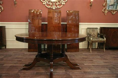 oval mahogany dining table antique