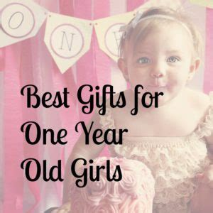 best 1 year old gifts homemade the best gifts for one year approved by