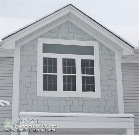 how to attach house numbers to vinyl siding shingle siding in light mist by james hardie and white alside vinyl windows