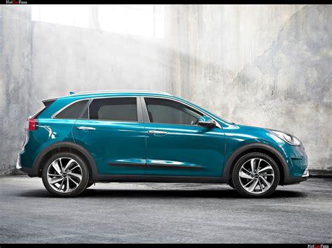 Hyundai Santa Fe 2015 Interior Kia Niro 2017 Hd Wallpapers