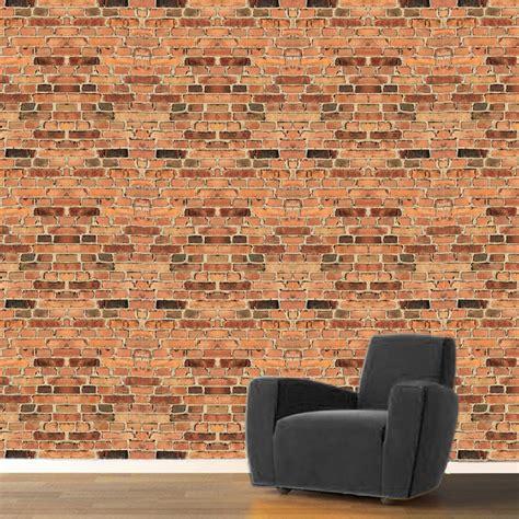 Wall Murals Brick Brick Wall Mural Decal Texture Wall Decal Murals