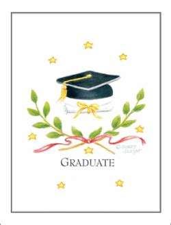 Graduation Greeting Cards Templates by Sle Graduation Congratulations Cards White