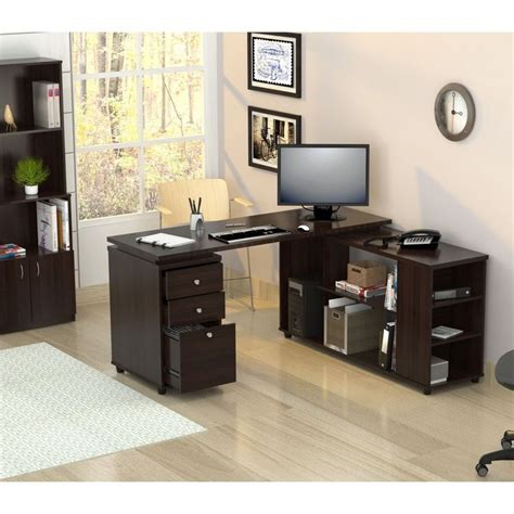 L Shaped Work Desk 1000 Images About Home Office Ideas On Pinterest Modern Desk Great Deals And Shopping
