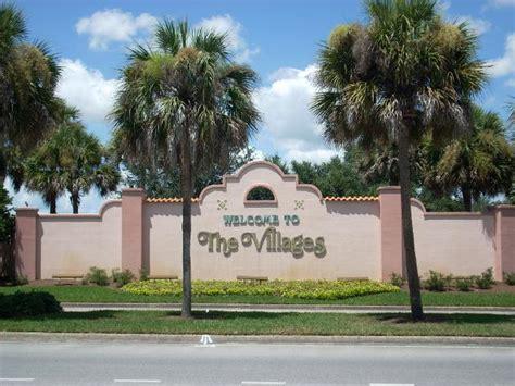 the villages retirement communities