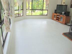 how to paint floors 17 best ideas about painted concrete floors on pinterest